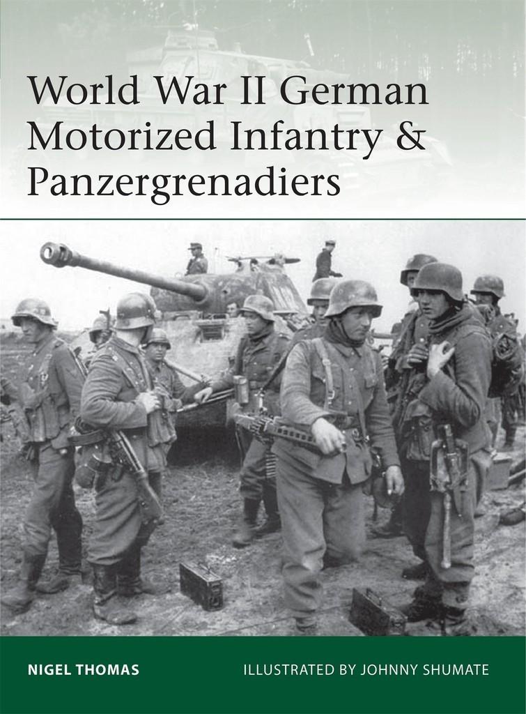WWII GERMAN MOTORIZED INFANTRY AND PANZERGRENADIER < Uniformi