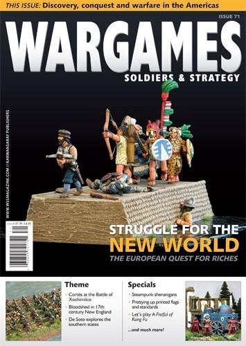 WARGAMES SOLDIERS & STRATEGY N 71 < Wargames < Milistoria