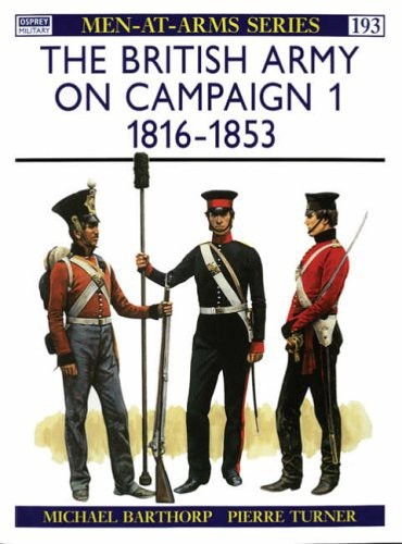 Empire and Foreign Troops in British Service: 1803-15