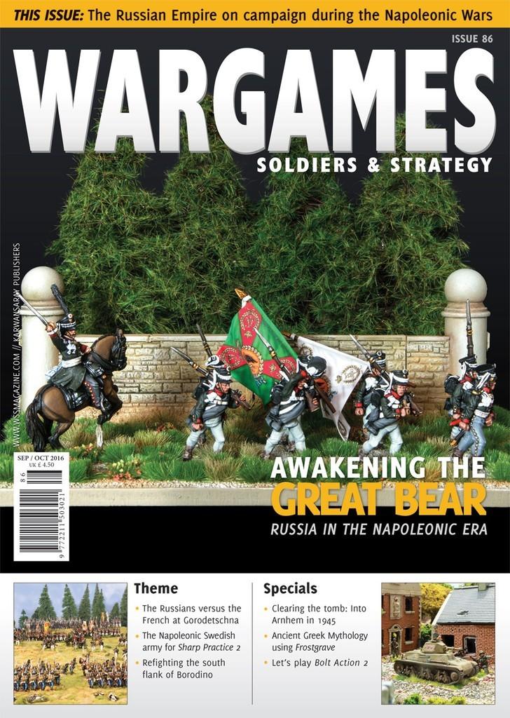 WARGAMES SOLDIERS & STRATEGY N 86 < Wargames < Milistoria